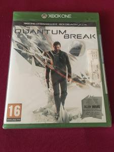 QUANTUM BREAK X BOX ONE NEW