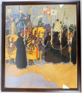 Adolf Wenig - Jan Roháč na Sionu