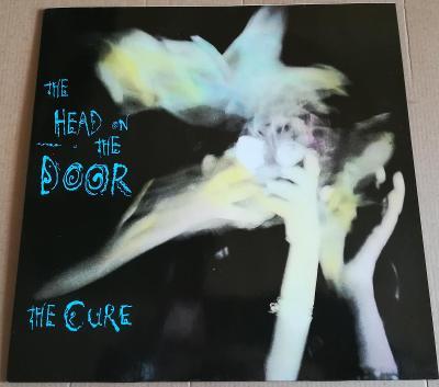 LP THE CURE - THE HEAD ON THE DOOR /EX++, TOP STAV, 1985