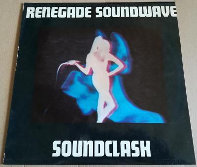 LP RENEGADE SOUNDWAVE-SOUNDCLASH/NM, TOP STAV, 1990 MUTECS