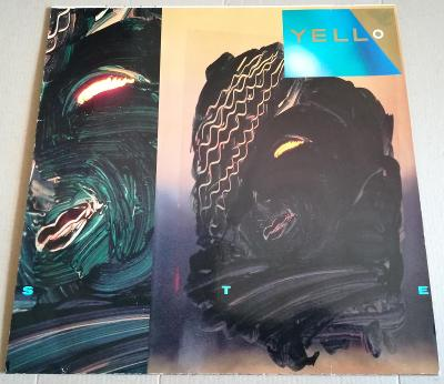 LP YELLO-STELLA /EX++, TOP STAV, 1985
