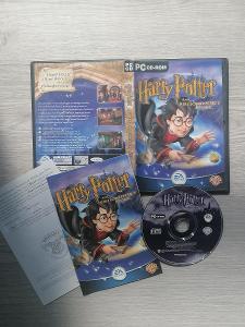 Harry Potter 1 Kámen mudrců PC hra