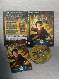 Harry Potter 2 Tajemná komnata PC hra
