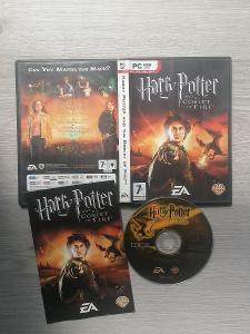 Harry Potter 4 Ohnivý pohár PC hra