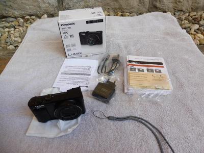 Digitální fotoaparát Panasonic Lumix DMC-TZ80/NOVÝ