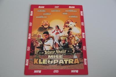 DVD Asterix a Obelix Mise Kleopatra VÍC V POPISU