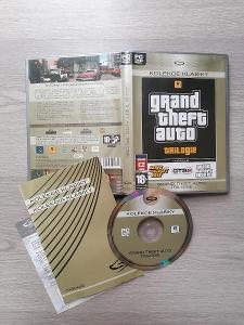 Grand Theft Auto Antologie (GTA 1, 2, 3) PC hra