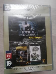 Hidden & Dangerous Antologie NEROZBALENÁ CZ PC hra