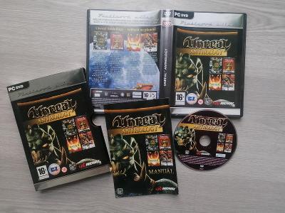 Unreal Anthology Platinová edice CZ PC hra