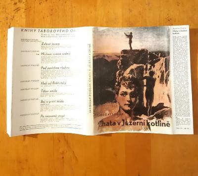 J.Foglar - Chata v Jezerní kotlině 1.vydaní 1939