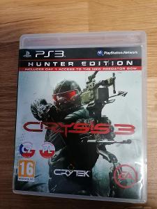 PS3 Crysis 3 HUNTER EDITION - SONY Playstation 3