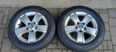 Disky + pneu