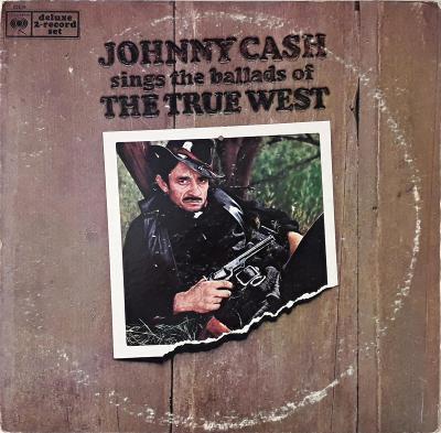 Johnny Cash Sings the Ballads of The True West – Vinyl LP - Columbia