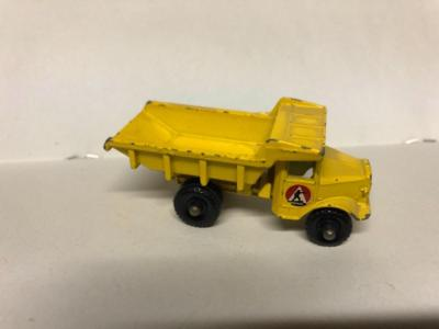 Matchbox RW 6b Euclid Quarry Truck