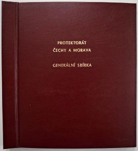 PROTEKTORÁT ČECHY A MORAVA - SBÍRKA NA LISTECH, VŠE NAFOCENO (M198)