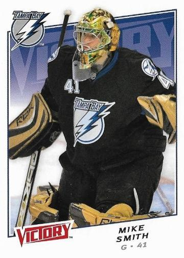 Mike Smith - Tampa Bay Lightning - Victory