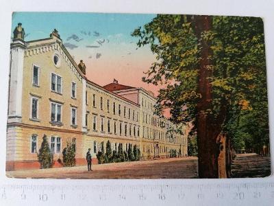 Pohled Košice