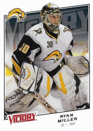 Ryan Miller - Buffalo Sabres - Victory - Sportovní sbírky