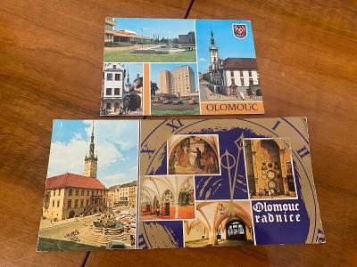 Pohledy Olomouc