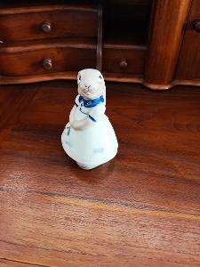Porcelánová soška králice - Royal Dux