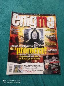 Enigma 2011/08 časopis o záhadách