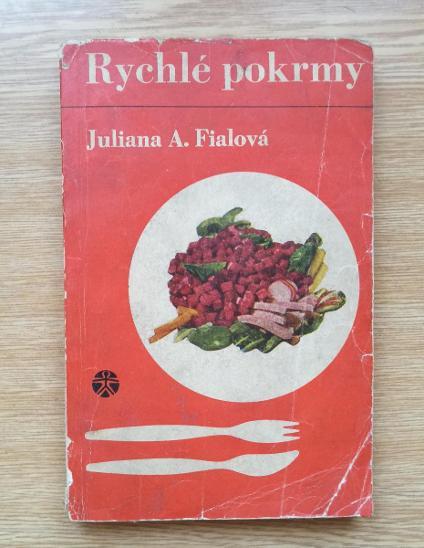 Kniha - Rychlé pokrmy - Knihy