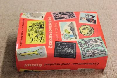 STARÁ KNIHA ČESKOSLOVENSKO  ROK 1964