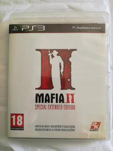 Mafia 2 Special Extended Edition CZ (PS3)