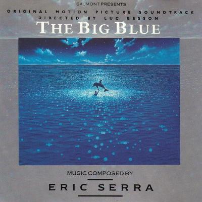 ERIC SERRA-THE BIG BLUE SOUNDTRACK CD ALBUM