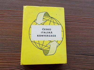 Česko - Italská konverzace - od 1kč