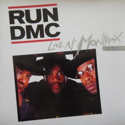 RUN DMC-LIVE AT MONTREUX 2001 CD ALBUM