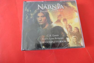 4x CD audio The Chronicles of Narnia - Prince Caspian / anglické