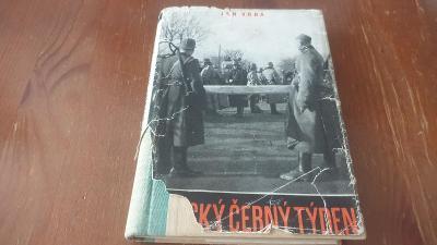 Chodský černý týden 1947-okupace Sudet 1938-četnictvo-Protektorát ČaM