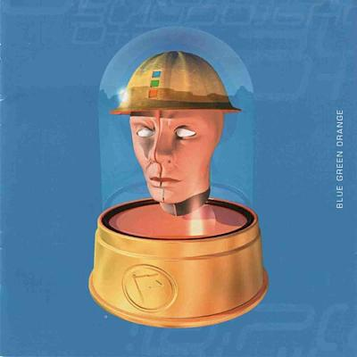 I MOTHER EARTH-BLUE GREEN ORANGE CD ALBUM 1999.