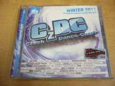 2 CD-SET: CZECH DANCE CHARTS Winter 2011