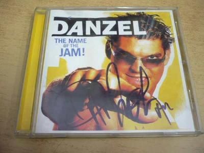 CD DANZEL / The Name of the Jam!