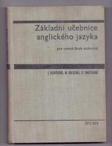 ZÁKLADNÍ UČEBNICE ANGLIČTINY PRO VYSOKÉ ŠKOLY TECHNICKÉ  # 1969
