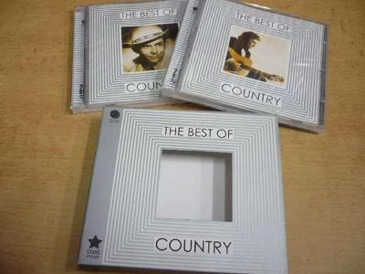 2 CD-SET: THE BEST OF COUNTRY