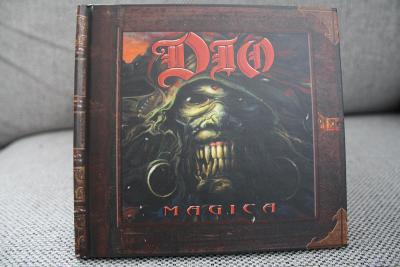 DIO – Magica ( Digibook, 2CD, 2019)