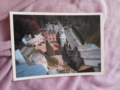 Pohlednice Frýdlant v Čechách,prošlé poštou