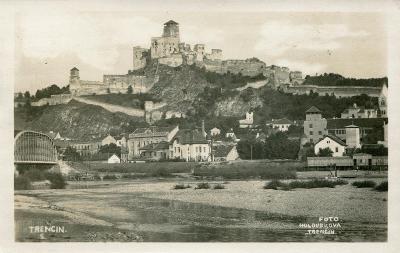 Trencsén / Trenčín (Slovensko) *
