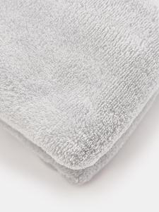 Luxusní krásná deka  světle šedá / 160X 130 CM/NOVÁ