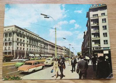 Pohled  Varšava