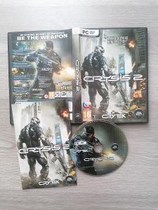 Crysis 2 CZ PC hra