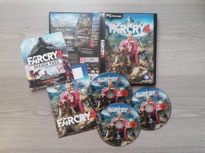Far Cry 4 PC hra pro sběratele