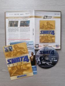 SWAT 4 Gold CZ PC hra