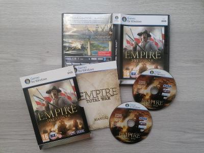 Empire: Total War Platinová edice CZ PC hra