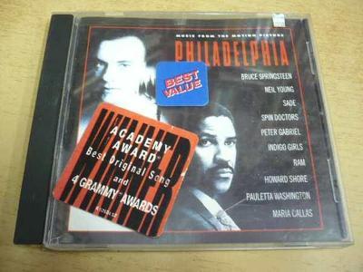 CD Soundtrack: PHILADELPHIA