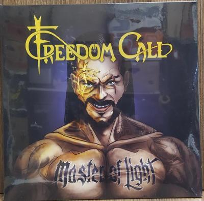 2LP vinyl Freedom Call Master Of Light
