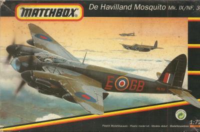 De Havilland Mosquito Mk.IX/NF.30 1/72 Matchbox